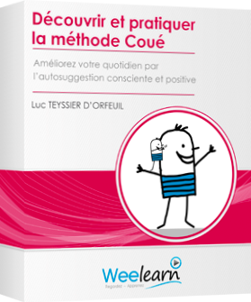 wee learn méthode coué